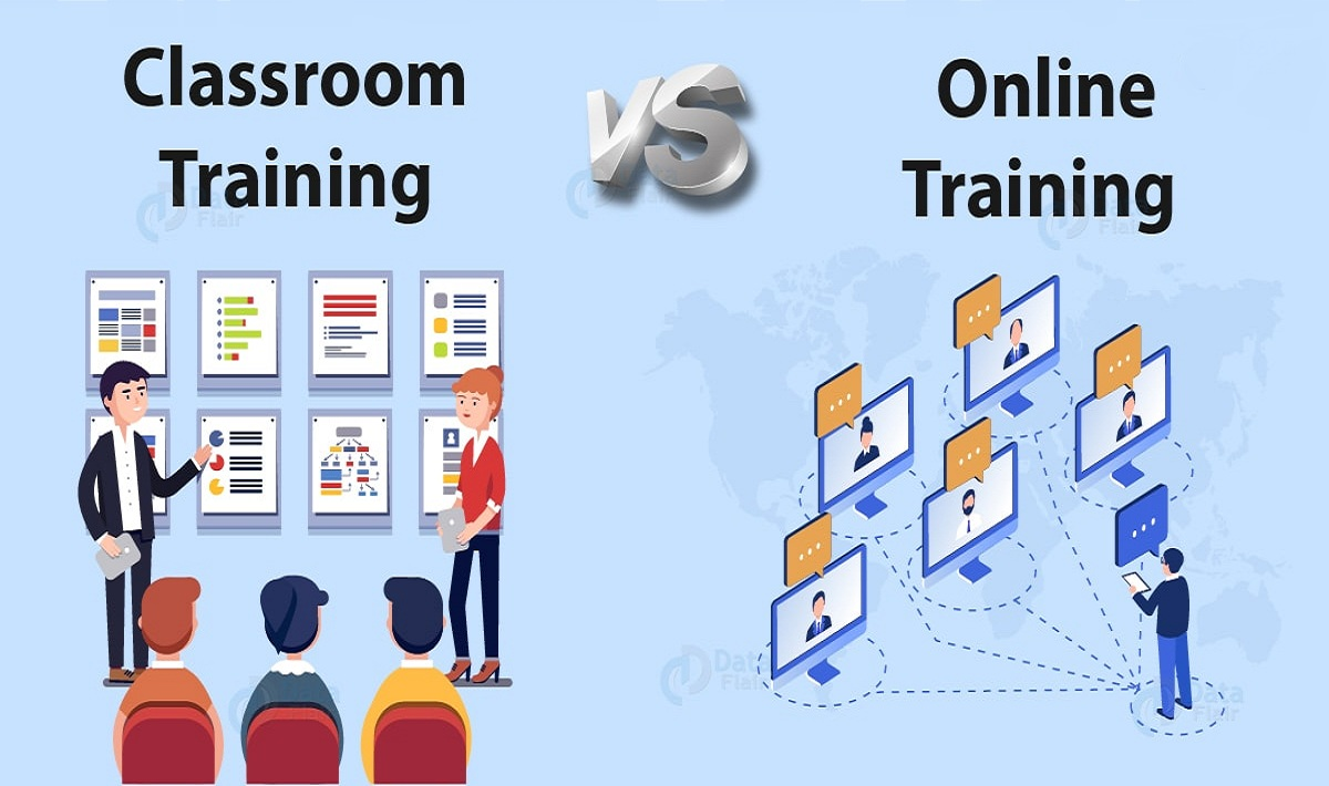 Online Courses vs. Classroom Courses - Does the Certificate Have the Same Value?